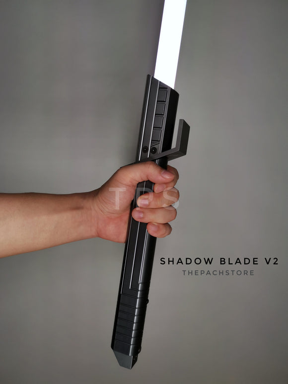 The Mandalorian Dark Shadow Blade Saber Custom lightsaber