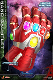 In Stock - Hot Toys NANO GAUNTLET (HULK VER) (S) Cosbaby (ENDGAME)