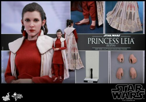 READY TO SHIP - HOT TOYS MMS508 STAR WARS: THE EMPIRE STRIKES BACK PRINCESS LEIA (BESPIN)