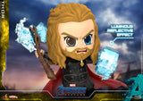 In Stock - Hot Toys THOR (DUAL WIELD) Cosbaby (ENDGAME)