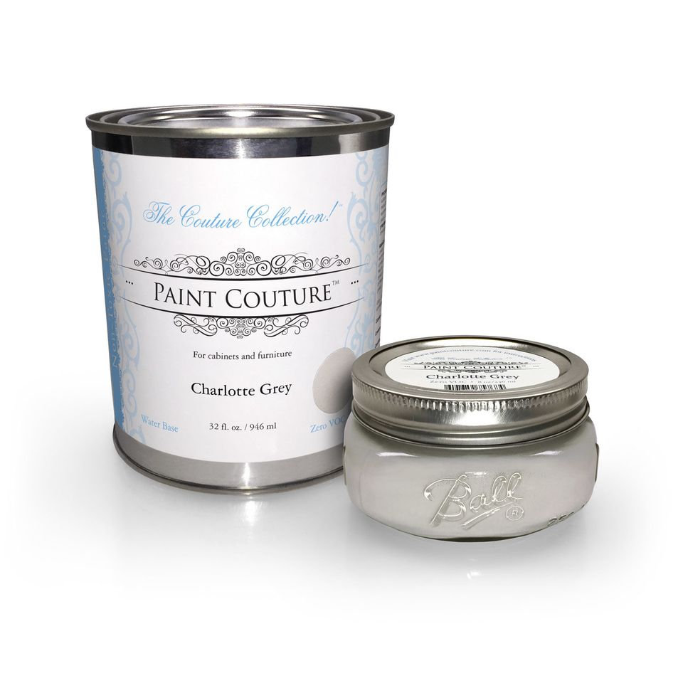 Paint Couture Paint Charlotte Grey