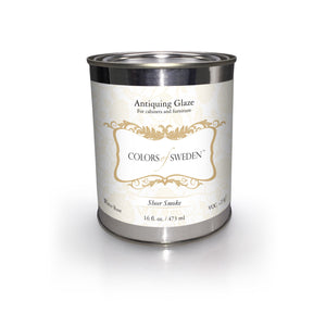 Paint Couture Colors of Sweden - Sheer Smoke Glaze