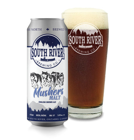 Mushers Malt English Brown Ale