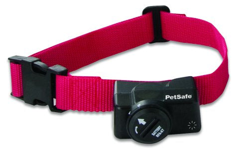 Collar receptor adicional Add-A-Dog® para limitador de zona sin cable Wireless Pet Containment™
