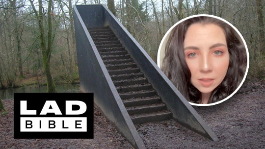 Woman Shares Bizarre Theory Behind Mysterious Staircases In The Woods