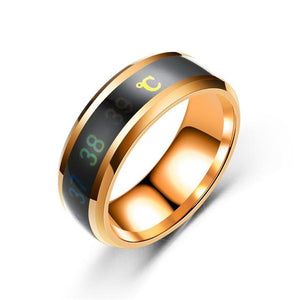 Titanium Temperature Sensitive Rings - Lees Villa