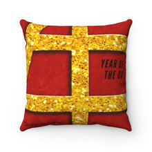 Load image into Gallery viewer, Year Of The Ox Pillow