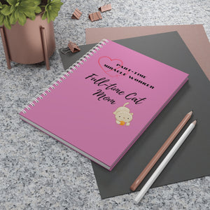 Kitty Love Spiral  Notebook