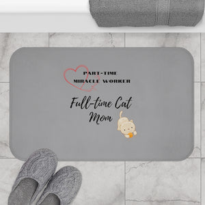 Kitty Love Bath Mat