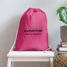 Load image into Gallery viewer, Dope Drawstring Bag - pink