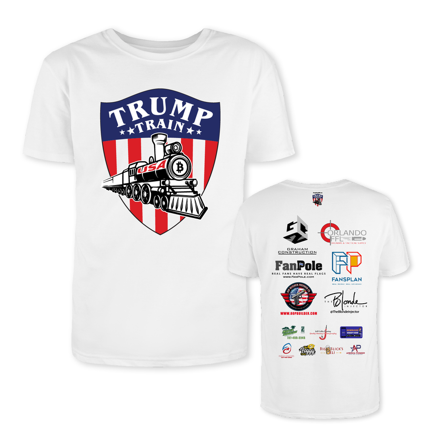 Trump Train USA  Tee