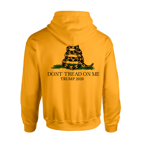 Don't Tread on Me - Heavy Blend™ Hooded Sweatshirt