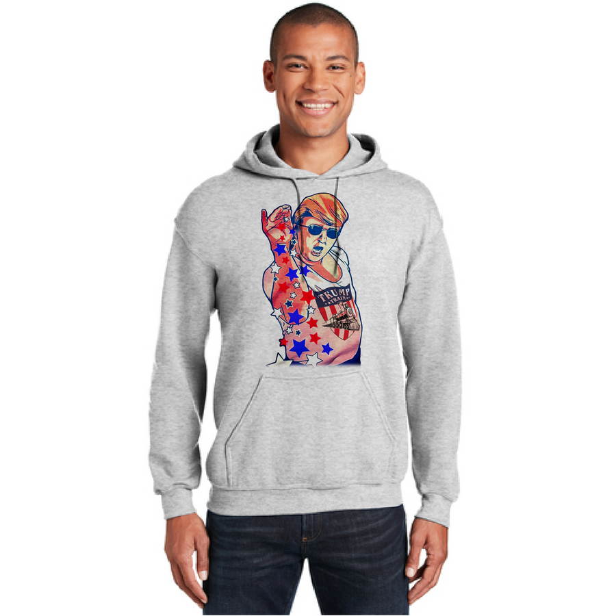 Trump Sprinkles - Heavy Blend™ Hooded Sweatshirt