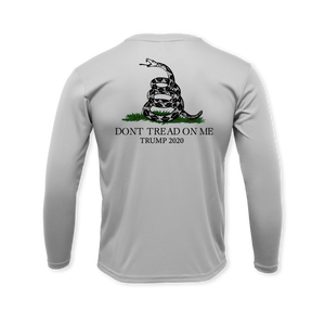 Don't Tread on Me - Performance Long Sleeve T-Shirt
