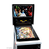 star wars pinball machine gameplay