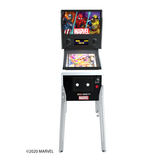 Arcade1Up Marvel Pinball Machine Front