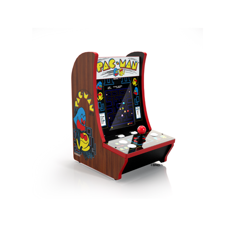 Pac-man counter arcade machine