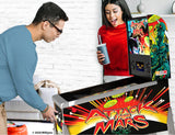 Arcade1Up Attack from Mars Pinball Lifestyle