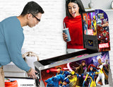 Arcade1Up Marvel Pinball Machine Lifestyle