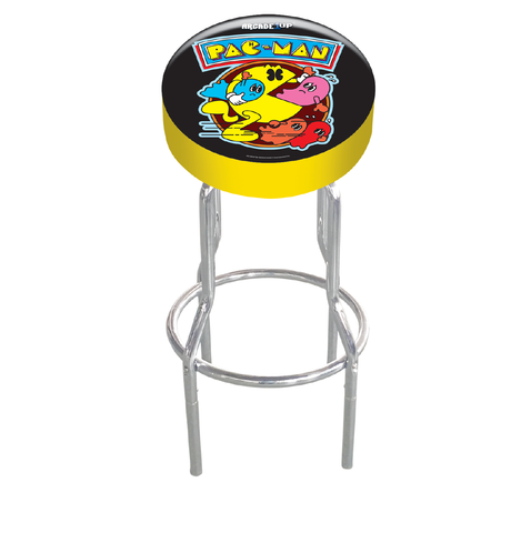 Pac-Man Adjustable Stool