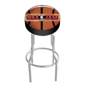 NBA Jam bar stool height