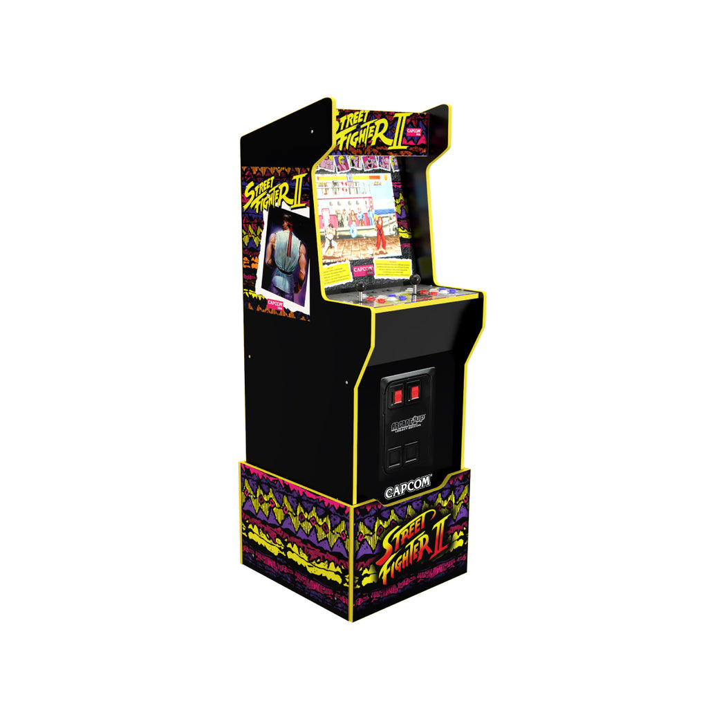 Arcade1Up Capcom 12-in-1 Legacy Series