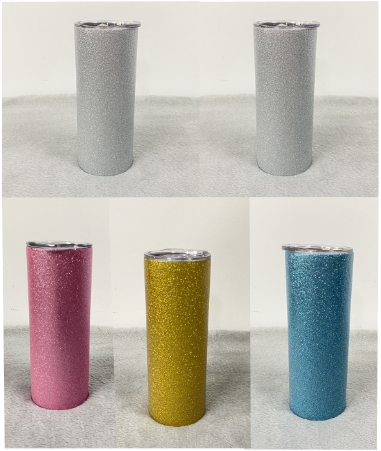 READY TO SHIP - Diamond Glitter Tumbler Sampler Pack