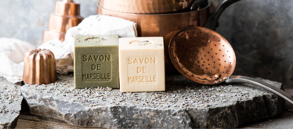Discover the multifaceted Marseille Soap