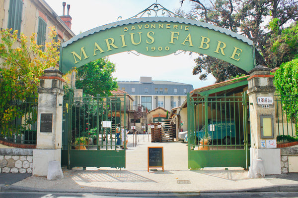 Marius Fabre Factory Shop in Salon-de-Provence France