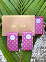 Apis Cera Soap Imperial Argan Oil and Beeswax Soaps