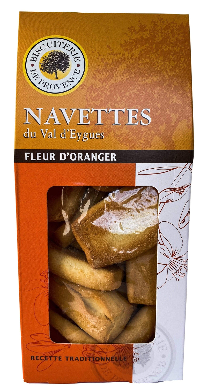 Biscuiterie de Provence cookie Orange Blossom Navettes