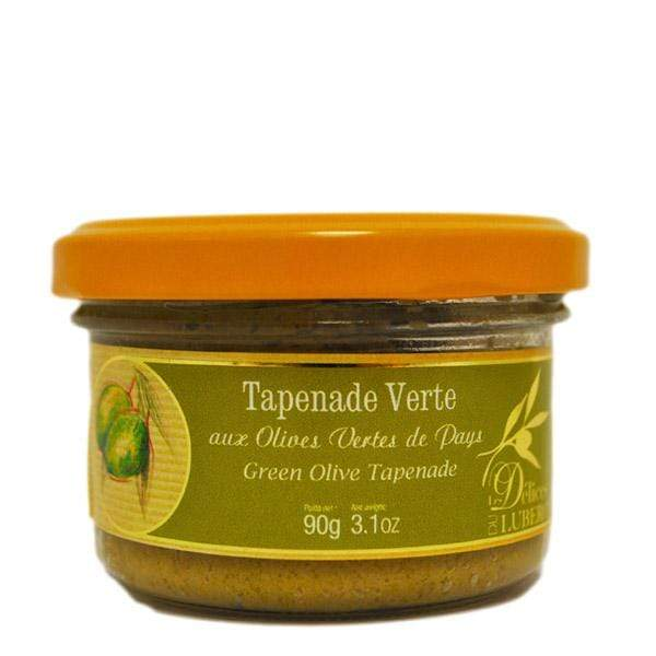 Delices du Luberon spread Green Olive Spread
