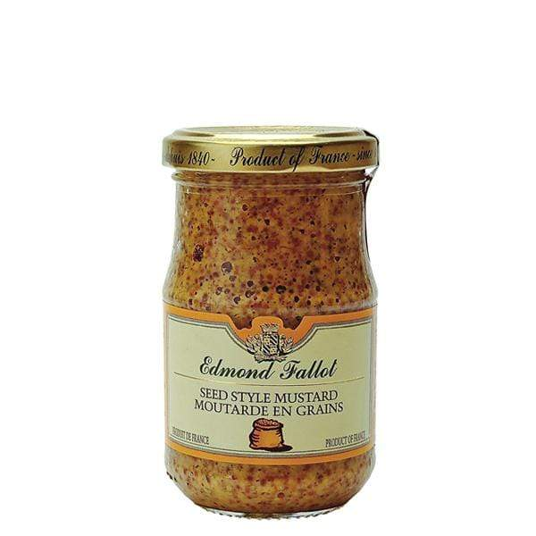 Edmond Fallot mustard Old Fashioned Whole Grain Mustard