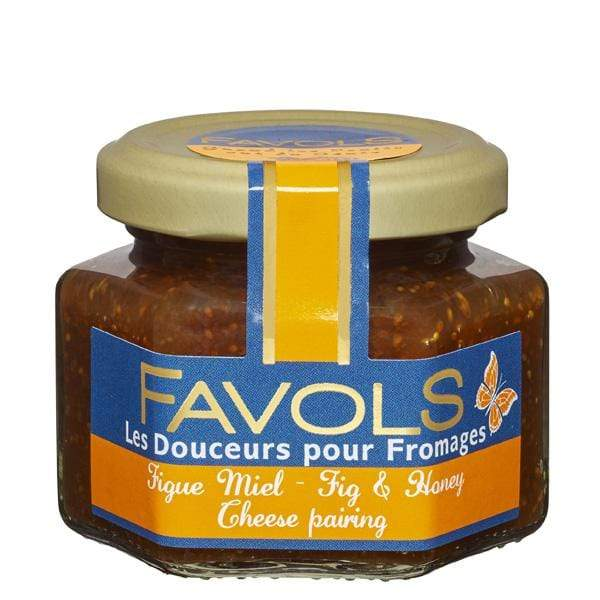 Favols jam Fig & Honey Jam for Cheese
