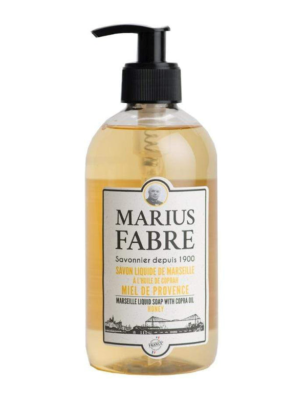 Marius Fabre liquid soap Marseille Liquid Soap Honey