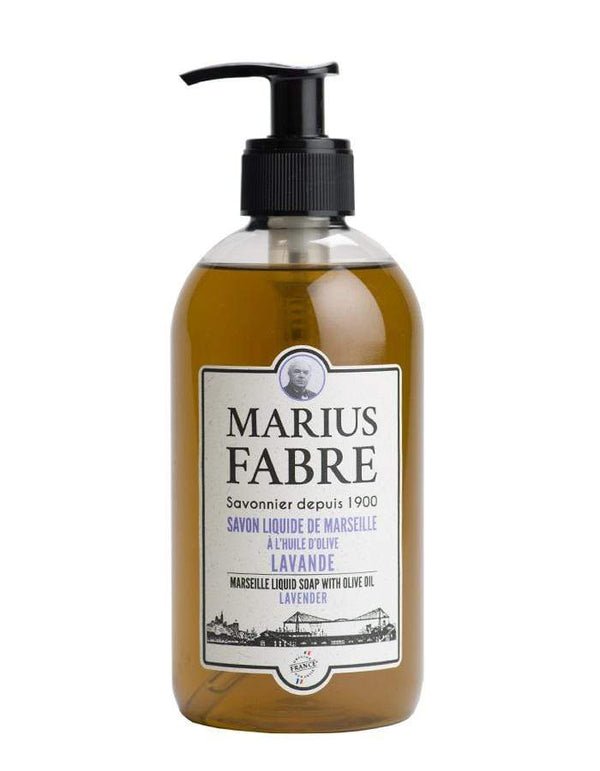 Marius Fabre liquid soap Marseille Liquid Soap Lavender