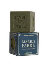 Marius Fabre Marseille soap Cube of Olive Oil Marseille Soap