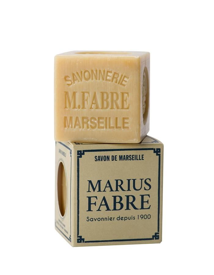 Marius Fabre Marseille soap Cube of White Marseille Soap