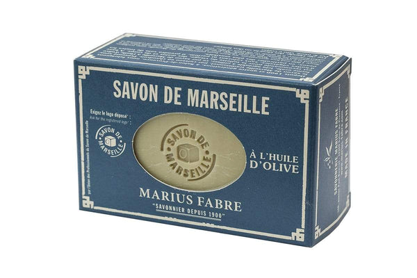 Marius Fabre Marseille soap Oval Olive Oil Marseille Soap