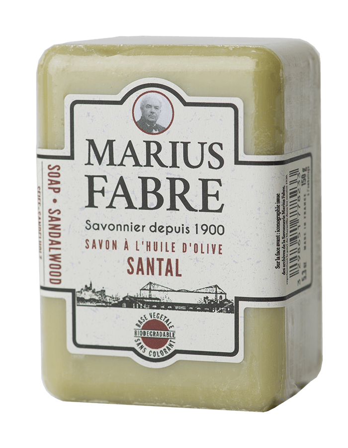 Marius Fabre soap Sandalwood Soap