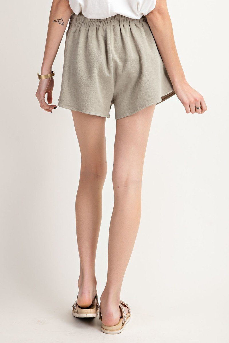 High Rise Waist Shorts - J NILLY