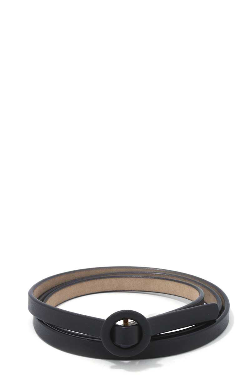Pu Leather Belt - J NILLY