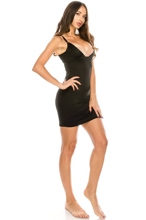 No Show Lines Shapewear Slip - J NILLY