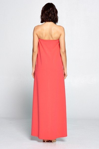 Strapless Long Top - J NILLY