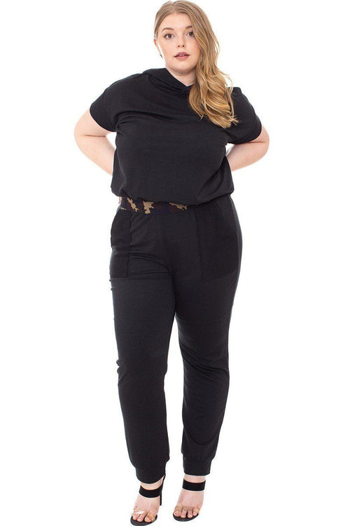 Plus Size Jogger Set - J NILLY