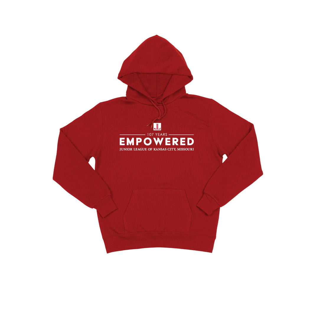 Empowered Crossover Hoodie