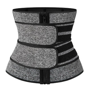 Sweat Belt for Men (Gray)