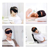 Sleep Headphones, Bluetooth 5.0 Wireless 3D Eye Mask