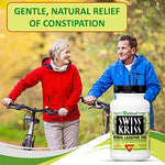 Swiss Kriss Herbal Laxative Tablets, 250 Count