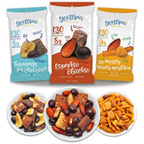Youtopia Snacks Delicious 130-calorie High-Protein Low-Sugar Snack Packs